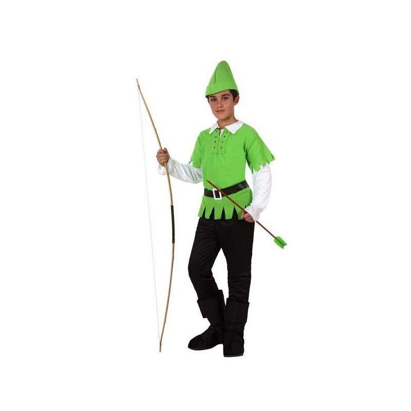 Déguisement archer des bois garçon 7-9 ans Déguisements 12937