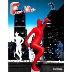 Déguisement Frott Man rouge adulte XL - Kolalapo Déguisements 87323405