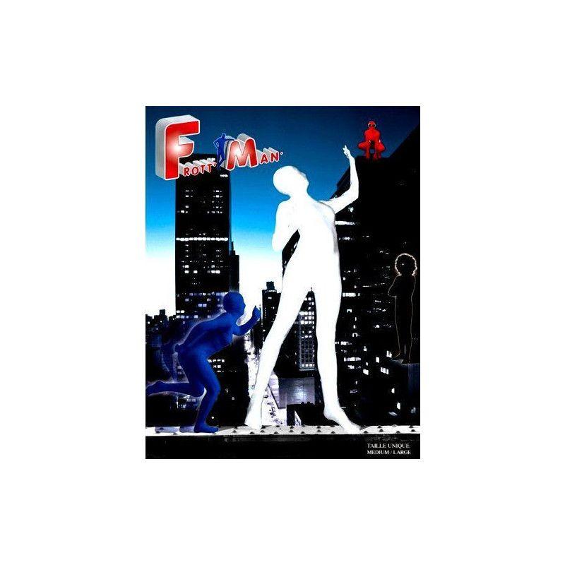 Déguisements, Costume Frott Man blanc taille XL - Kolalapo, 87323406, 21,95€