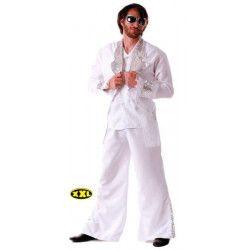 Déguisement disco forever blanc homme XXL Déguisements 87324406
