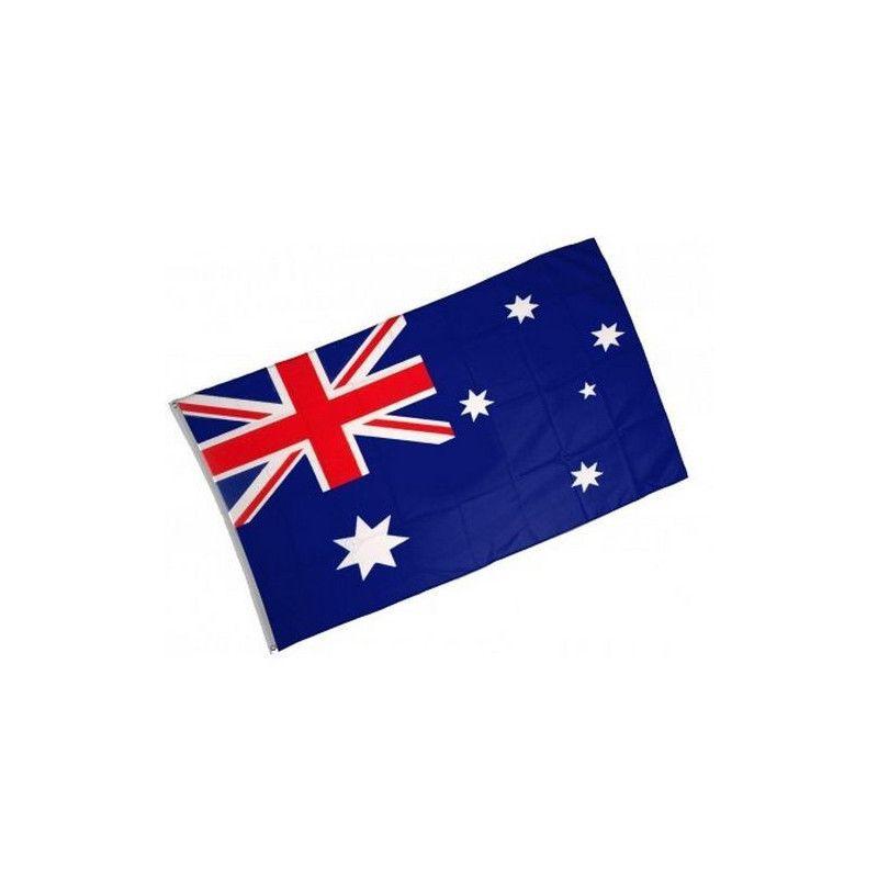 Drapeau Australie 90 x150 cm Déco festive 1300107