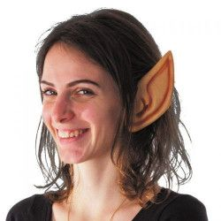 Oreilles d'elfe Accessoires de fête 87396