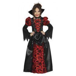Déguisement vampire gothique fille 10-12 ans Déguisements 87397GUIRCA