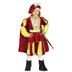 Déguisements, Déguisement prince médiéval garçon 5-6 ans, 87558, 24,90€