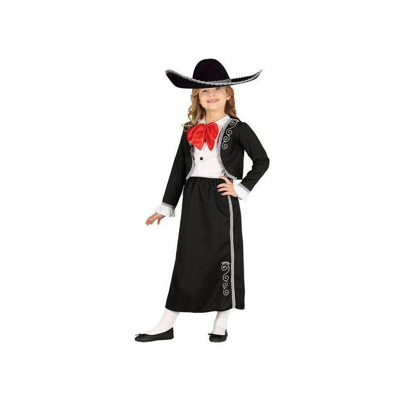 Déguisement mariachi fille 7-9 ans Déguisements 87565