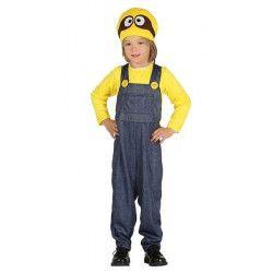 Déguisement Minion enfant 5-6 ans Déguisements 87627