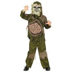Déguisement zombie garçon avec masque 10-12 ans Déguisements 87744
