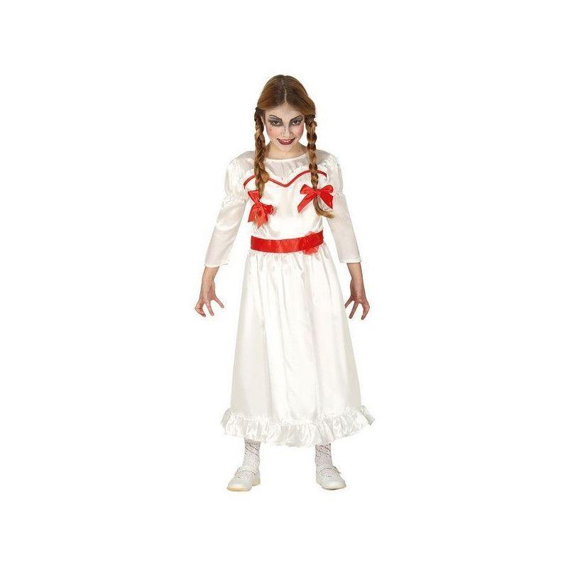 Déguisements, Déguisement poupée démoniaque fille 10-12 ans, 87775, 18,90€