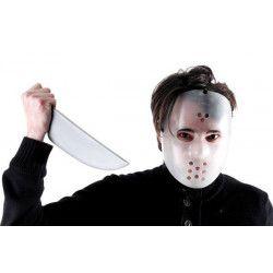 Masque de Hockey tueur adulte Accessoires de fête 882011