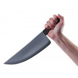 Couteau en plastique halloween Accessoires de fête 882012