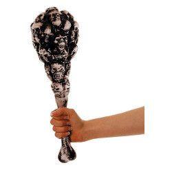 Accessoires de fête, Massue tête de mort 45 cm, 882033, 3,50€