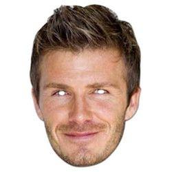 Masque David Accessoires de fête 883009