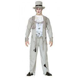 Déguisement marié fantôme élégant homme taille L Déguisements 88338