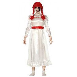 Déguisement poupée démoniaque femme taille L Déguisements 88353