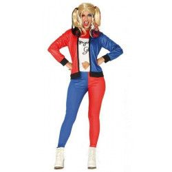 Déguisements, Déguisement Harley Queen femme taille L, 88372, 24,90€