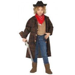 Déguisement manteau cowboy garçon 7-9 ans Déguisements 88427