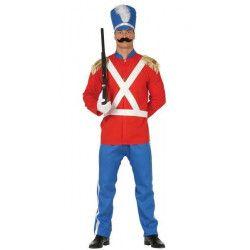 Déguisement soldat homme taille M Déguisements 88599