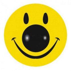 Accessoires de fête, Lentilles fantaisies Smiley, 887015, 14,90€