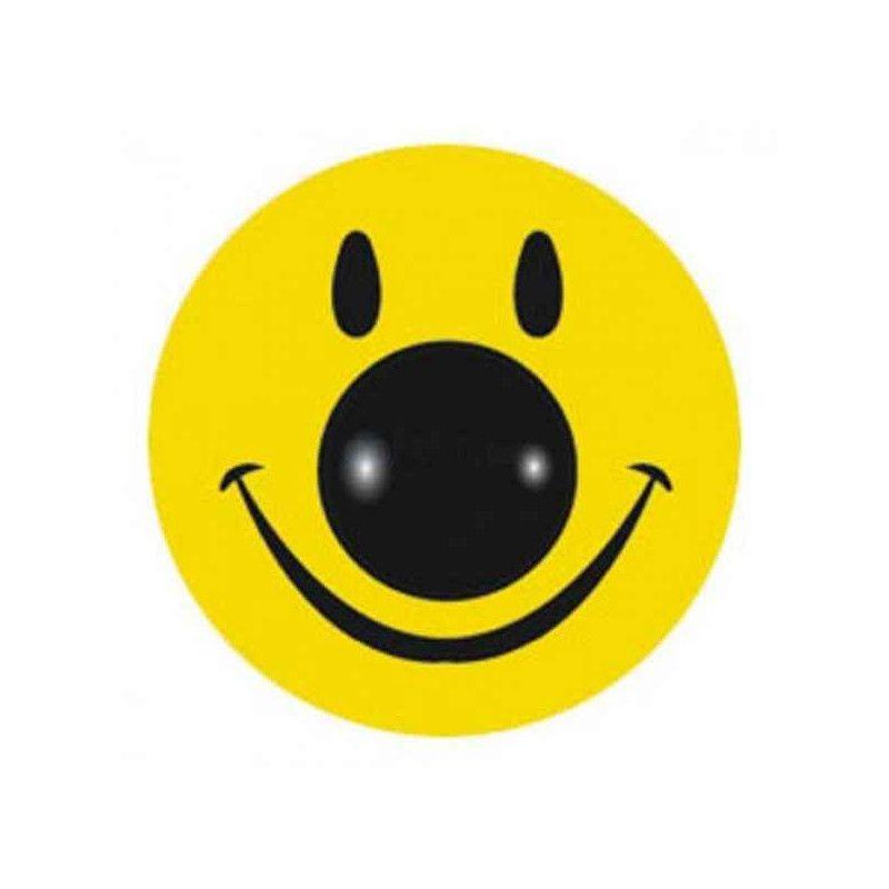 Lentilles fantaisies Smiley Accessoires de fête 887015
