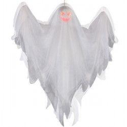 Fantôme à suspendre avec lumière, son et mouvement Déco festive 8985