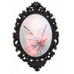 Miroir de l'horreur sonore, animée et lumineux Déco festive 902115