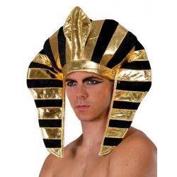 Coiffe de pharaon Accessoires de fête 13300