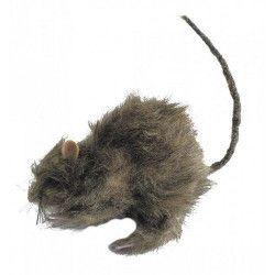 Rat de déco halloween 14 cm Déco festive 90213