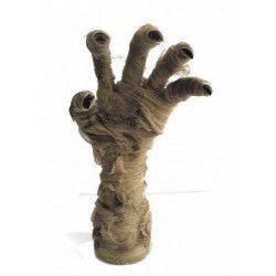 Main de momie 26 cm Déco festive 90234
