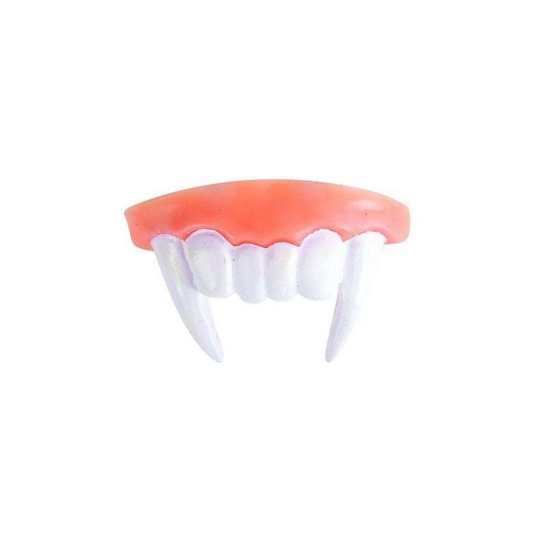 Dentier souple de vampire Accessoires de fête 13332