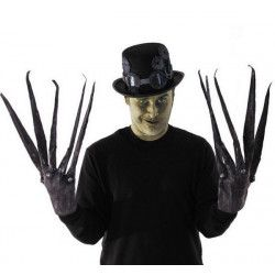 Gants d'Edouard aux mains de fer Accessoires de fête 90280