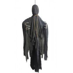 Déco festive, La faucheuse sans tête à suspendre 160 cm déco halloween, 90297, 49,50€