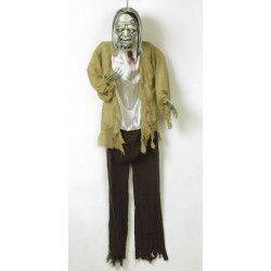 Déco festive, Zombie frankenstein à suspendre, 90953952, 39,90€