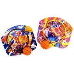 Panier basket 23 x 28 cm avec balle Jouets et articles kermesse 9142