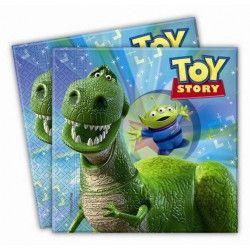 Serviettes Toy Story™ Déco festive 92217