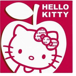 Party serviettes Hello Kitty Apple x 20 Déco festive 92443