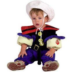 Déguisements, Costume marin musclé 24 mois, 93024, 29,70€
