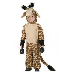 Déguisements, Déguisement de Girafe enfant 3-4 ans, 93667, 19,90€