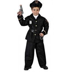 Déguisements, Déguisement policier garçon 3-4 ans, 93773, 17,90€