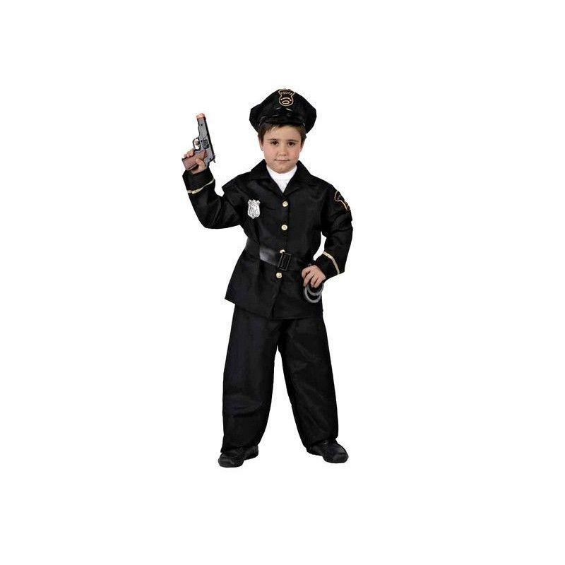 Déguisement policier garçon 7-9 ans Déguisements 93776