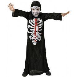 Déguisement squelette des ténèbres garçon 10-14 ans Déguisements 93852