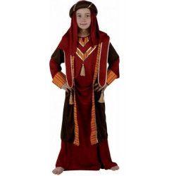 Deguisement enfant Prince Arabe rouge 3-4 ans Déguisements 94106