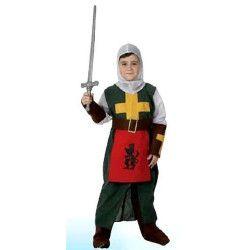 Déguisement chevalier de croisade garçon 3-4 ans Déguisements 94173