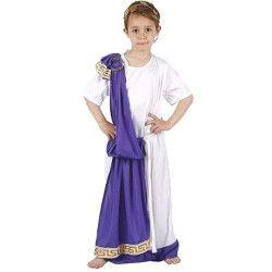 Déguisement romain avec tunique garçon 5-6 ans Déguisements 94222