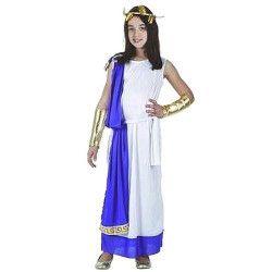 Déguisement romaine avec tunique fille 5-6 ans Déguisements 94227