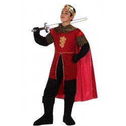 Déguisement roi médiéval garçon 4-6 ans Déguisements 94253