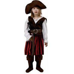 Déguisement Pirate fille 4-6 ans Déguisements 94418