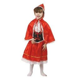 Déguisement petit chaperon rouge fille 7-9 ans Déguisements 946121
