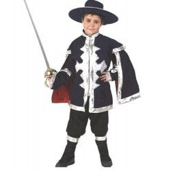 Déguisement mousquetaire royal garçon 5-6 ans Déguisements 94747