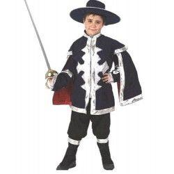Déguisement mousquetaire royal garçon 7-9 ans Déguisements 94749
