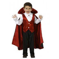 Déguisements, Déguisement de vampire garçon 10-14 ans, 95284, 24,90€